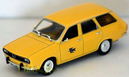 "Renault 12 Break / Variable Phase I 1970 1975 ""La Poste gelb"""