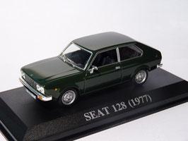 Seat 128 3p 1976-1980 dunkelgrün