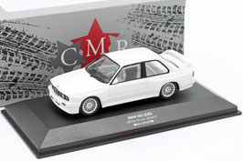 BMW M3 E30 Sport Evolution DTM 1992 Plain Body Version weiss