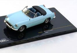 MG B Roadster L MK I 1962-1967 hellblau