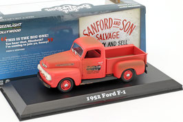 "Ford F-1 Pick Up 1952 ""TV-Serie Sanford & Son 1972-1977"" rot"
