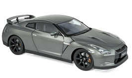 Nissan GT-R R35 Phase I 2008-2011 dunkelgrau met.