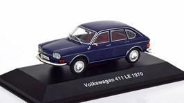 VW 411 LE 1969-1972 dunkelblau