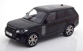Range Rover SV Autobiography Dynamic seit 2018 schwarz