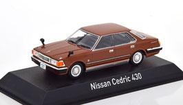 Nissan Cedric 430 1979-1983 dunkelbraun RHD