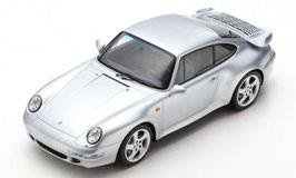 Porsche 911 / 993 Turbo S 1997 silber met.