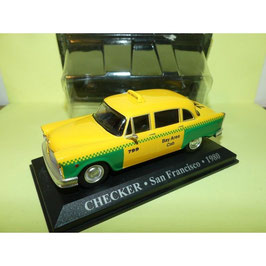 "Checker Marathon 1963-1982 ""San Francisco TAXI 1980 gelb / grün"""