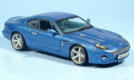 Aston Martin DB7 GT 2002-2003 blau met.