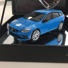 Volvo V60 Phase II Polestar seit 07/2016 Rebel blue