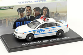 "Chevrolet Impala IX Phase II 2012-2016 NYPD Police ""TV-Serie Blue Bloods"""