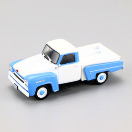 Chevrolet 3100 Pick Up Picape 1964 weiss / hellblau