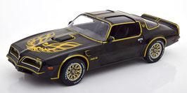 Pontiac Firebird Trans Am 1977-1979 schwarz / gold met.