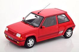 Renault 5 Supercinq GT Turbo Phase II 1987-1990 rot