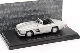 Mercedes-Benz 300 SL Roadster W198 1957-1963 silber