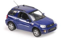 Toyota RAV4 II 3-Türer 2000-2006 dunkelblau met.