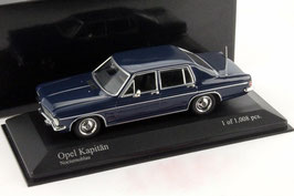 Opel Kapitän B 1969-1970 Necturnblau