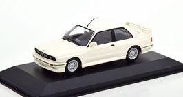 BMW M3 E30 1968-1990 weiss
