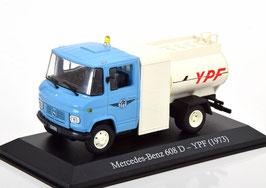 """Mercedes-Benz 608 D """"Cisterna YPF 1973"""" hellblau / weiss"""
