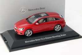 Mercedes-Benz CLA X117 Shooting Brake 2015-2019 Jupiter rot