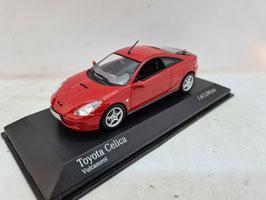 Toyota Celica VII T23 Phase I 1999-2002 Vulcano rot