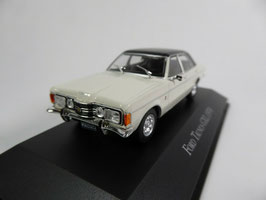 Ford Taunus GXL 1974-1984 weiss / schwarz Argentinia