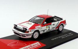 Toyota Celica GT4 #2 Rally de Portugal 1991 C. Sainz / L. Moya