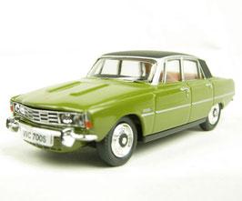 Rover P6 3500 S V8 1971-1977 Avocado Green / Black