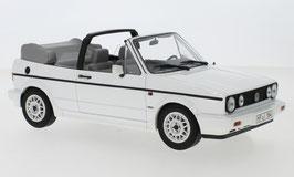 VW Golf I Cabriolet 1987-1993 weiss