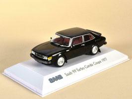 Saab 99 Turbo Kombi Coupé 1977-1980 schwarz