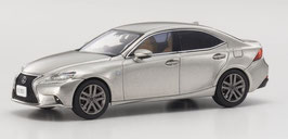 Lexus IS 350 F Sport XE3 seit 2014 RHD Titanium grau met.