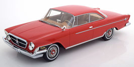 Chrysler 300H 2-Door Hardtop 1962 rot