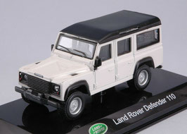 Land Rover Defender 110 1990-2016 weiss / schwarz
