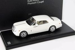 Rolls Royce Phantom Coupé seit 2008 English White