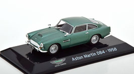 Aston Martin DB4 Coupé 1958-1963 grün met.