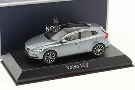 Volvo V40 II Phase II seit 2016 Osmium grau met.