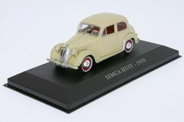 Simca Huit Limousine 1937-1951 beige