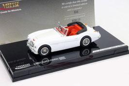 Austin Healey 3000 Roadster 1959-1967 weiss