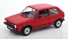 VW Golf GTI I Phase I 1976-1978 rot / schwarz