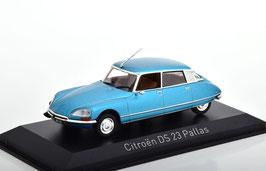 Citroën DS 23 Pallas 1972-1975 türkis met.