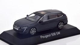 Peugeot 508 SW seit 2019 Hurricane grau met.