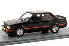 Mitsubishi Lancer EX 2000 Turbo 1980-1983 schwarz