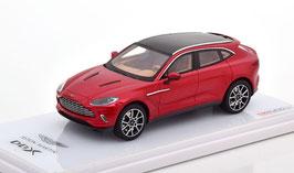 Aston Martin DBX seit 2020 dunkelrot met.