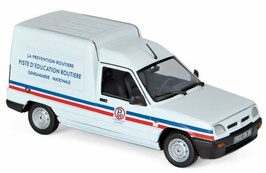 "Renault Express / Rapid Phase III 1994-1998 ""Gendaremerie National France weiss / blau / rot"""