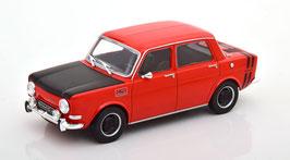 Simca 1000 Rallye 2 1972-1976 rot / matt-schwarz