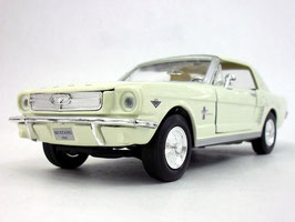 Ford Mustang Convertible Hardtop 1964-1966 creme-weiss