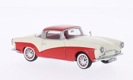 Rometsch Lawrence Coupé 1957-1961 creme / rot