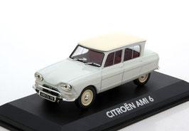 Citroën AMI 6 Berline 1961-1969 hellgrau / weiss