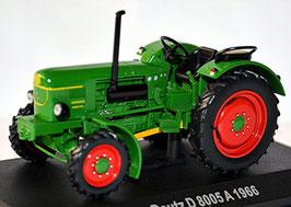 Deutz D 8005 A 1965-1966 grün / rot