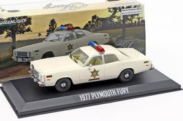 "Plymouth Fury 1977 ""Hazard Country Sheriff weiss"
