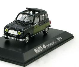 Renault 4 Parisienne 1964 schwarz / grün